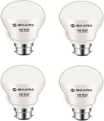 5-W-11004-LED-JAYO-Bulb-B22-Cool-White-(pack-of-4)