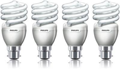 Philips Tornado Spiral 20 Watt CFL Bulb (Cool Day Light,Pack of 4) Image