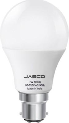 Jasco-7W-B22-LED-Bulb-(White)