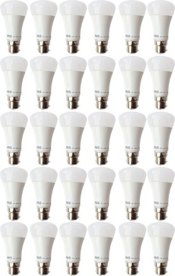 Vivid-5W-B22-LED-Bulb-(White,-Set-of-30)
