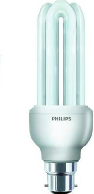 Philips Essential 18 Watt CFL Bulb (White) Image