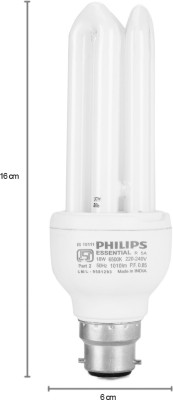 Essential-18-Watt-CFL-Bulb-(White)