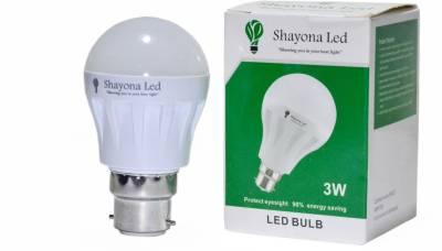 3W-B22-LED-Bulb-(White)