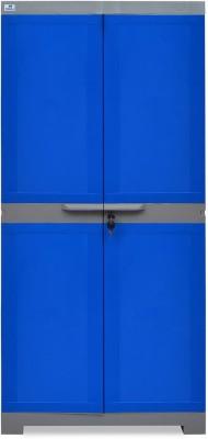 Nilkamal Freedom Mini Medium Plastic Free Standing Cabinet(Finish Color - NA)