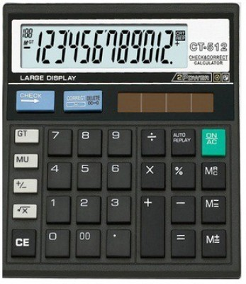 Min. 10% Off Calculators Casio, Texas Instruments & More