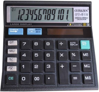 CT-512 CLTLLZEN CT-512 Basic Calculator(12 Digit)