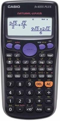 Casio FX 82ES Plus BK Scientific  Calculator(12 Digit)