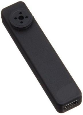 Autosity Detective Survilliance Black Spy Button Camera Camcorder(Black)