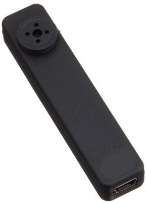 Autosity Detective Survilliance 4 GB Memory Inbuilt Button Spy Camera Product Camcorder(Black)