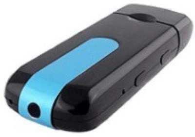 Autosity Detective Security Stylish HD Camera USB Pen Drive Spy Product Camcorder(Black)  available at flipkart for Rs.5000