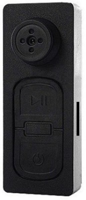 View Autosity Detective Survilliance Upper Wearing Button Camera Spy Product Camcorder(Black) Price Online(Autosity)