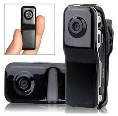 Autosity Detective Security Wifi Mini Drive Spy Product Camcorder(Black)