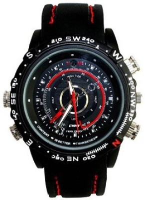 View Autosity Detective Security F01D Watch Spy Product Camcorder(Black) Price Online(Autosity)