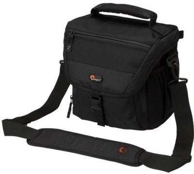 Lowepro Nova 170 AW  Camera Bag(Black) at flipkart