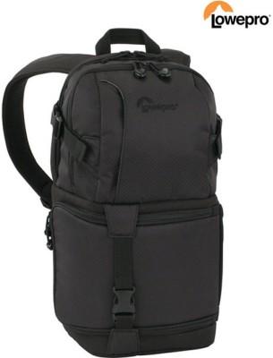 Lowepro Lowepro Dslr Video Pack 150 Aw Backpack Black  Camera Bag(Black)  available at flipkart for Rs.5170