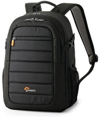 LOWEPRO Tahoe BP 150  Camera Bag(Black) at flipkart