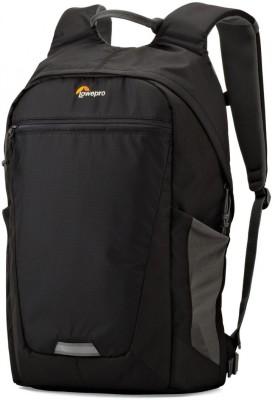 Lowepro Photo Hatchback BP 250 AW II  Camera Bag(Black, Grey)