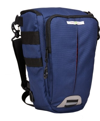 SpringOnion flash  Camera Bag(Blue) at flipkart