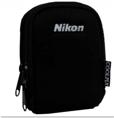 Nikon Soft - 6 PCPS0601  Camera Bag(Black)  available at flipkart for Rs.188