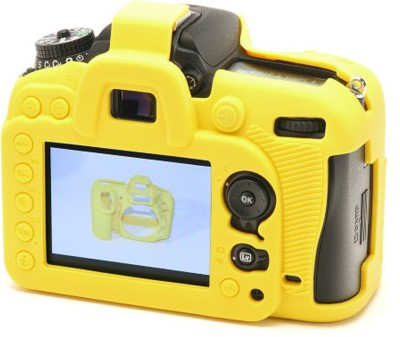 easyCover Camera Case for Nikon D7100  Camera Bag(Yellow) at flipkart