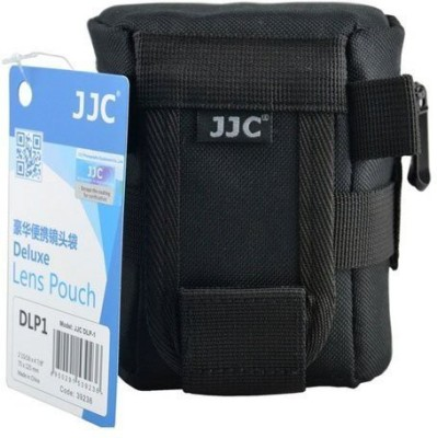 JJC JJC DLP 1 Deluxe Lens Pouch F Sony Canon Nikon 50mm 60mm 18 55mm 40mm 10 100mm Panasonic Olympus 14 42mm 40 150mm Camera Bag Assorted JJC Camera B