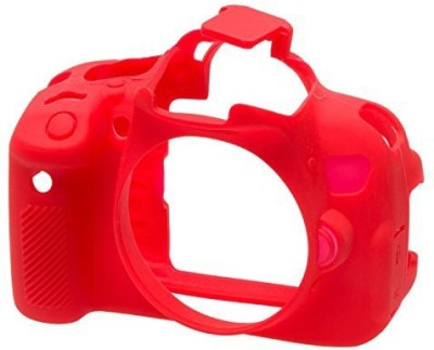 easyCover easyCover ECC650DR easyCover Camera Case for Canon 650D/700D/T4i/T5i (Red)  Camera Bag(Red) at flipkart