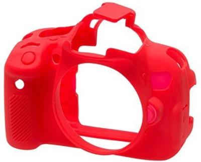easyCover easyCover ECC650DR easyCover Camera Case for Canon 650D/700D/T4i/T5i (Red)  Camera Bag(Red) at flipkart