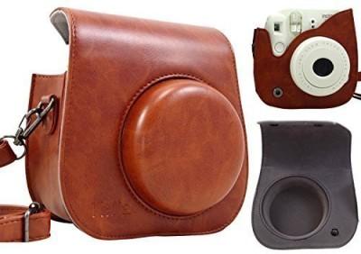 Katia Beni Fujifilm Instax Mini 8 Case 01 Camera Bag Blue Katia Beni Camera Bags