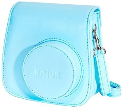 Fujifilm Instax Groovy Camera Case   Blue Camera Bag Blue