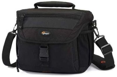 Lowepro Nova 180 AW  Camera Bag(Black) at flipkart