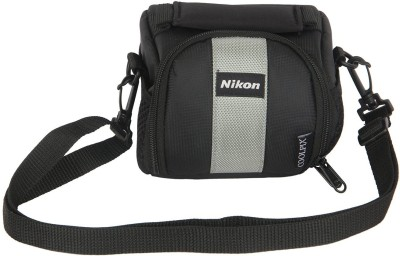 Nikon DSLR Coolpix Soft 3 Camera Bag Black  Nikon Camera Bags