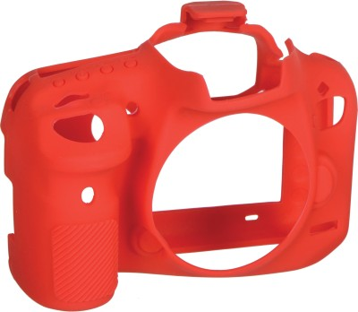 Axcess Silicon Case For Canon 7D Mark II Red  Camera Bag Red
