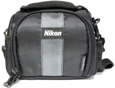 Nikon Coolpix Soft-3  Camera Bag(Black)