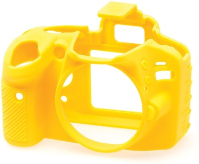 Axcess Silicon Case For NKN D3200 Yellow Camera Bag Yellow Axcess Camera Bags