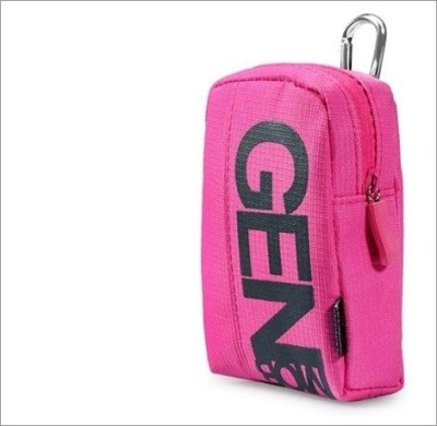 Fonokase Gen Camera Bag Pink Fonokase Camera Bags