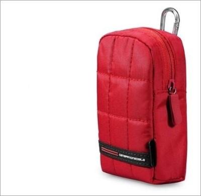 Fonokase Cheeks Camera Bag Red Fonokase Camera Bags