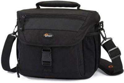 Lowepro Nova 180 Aw Shoulder Black Camera Bag Black Lowepro Camera Bags