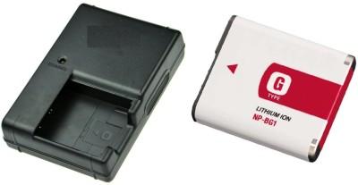 HAWK NP BG1 Camera Battery Charger Black
