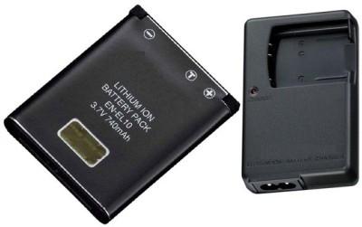 HAWK EN EL10 Camera Battery Charger Black HAWK Battery chargers