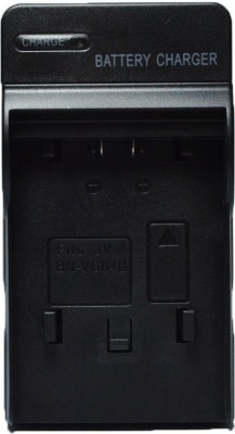 Ismart Digi Charging Pack For BNV408  Camera Battery Charger(Black) 1