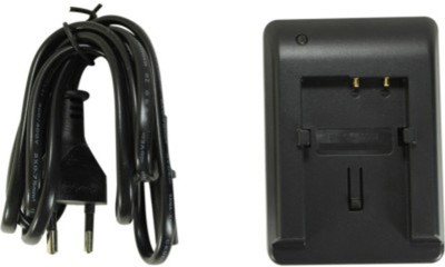 Power Smart Quick Charging Pack For SMSG SLB-10A Digi Camcorder Camera Battery Charger(Black) 1