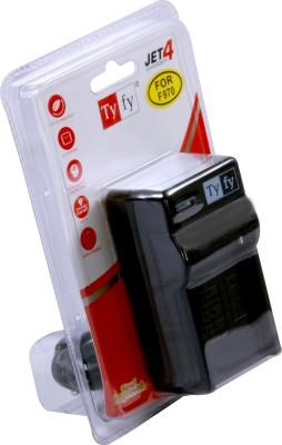 Tyfy F970 Jet 4 Camera Battery Charger(Black) 1