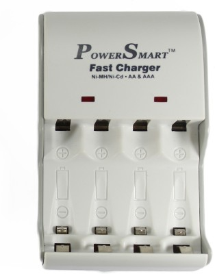 Power-Smart-5-Hour-Fast-Battery-Charger-(for-Ni-MH-AA/AAA-Rechargeable-Batteries)