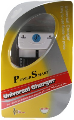 Power Smart Universal Smart Charger for Li Ion Camera Batteries Camera Battery Charger Power Smart Battery chargers