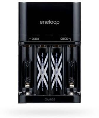 Sanyo-Eneloop-BC-KJR6W20TM-Battery-Charger