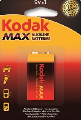 Kodak 9 V Battery Camera Alkaline Battery(No)
