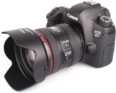 Canon EOS 6D Kit ll DSLR (With 24-70mm Lens) Image