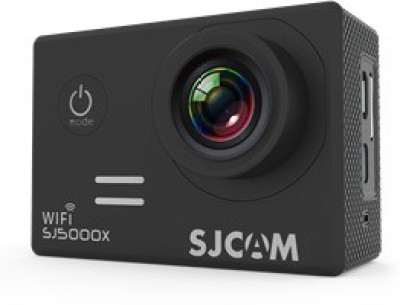 SJCAM SJ5000 X ELITE Adjustable Viewing Angle: 170 140 110 & 70 Sports & Action Camera(Black)