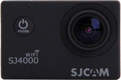 SJCAM 4000wifi_1 Sjcam sj4000 Wifi black Sports & Action Camera(Black) at flipkart