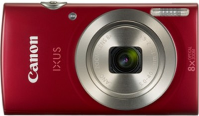 Canon IXUS 175 Point & Shoot Camera(Red)